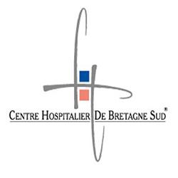 Logo Centre Hospitalier de Bretagne Sud